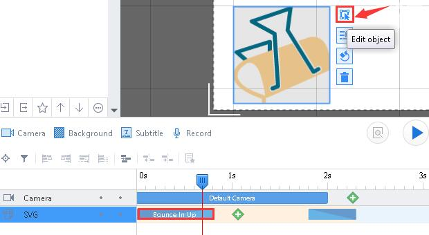 how to edit locked object