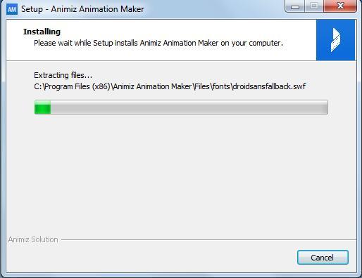 install animiz
