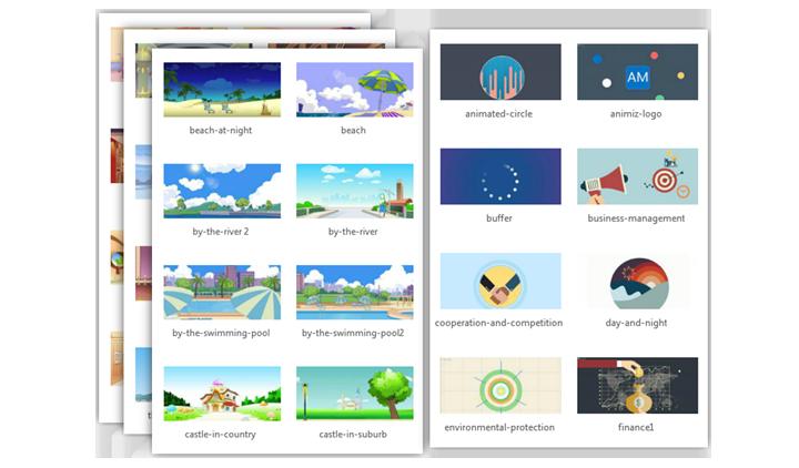 Free Animated Video Generator - DIY Animation Easily - Animiz