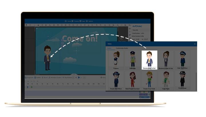 Free Animation Software Like Goanimate - Animiz